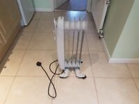 Oil Filled Radiator (Free Delivery) (£10)