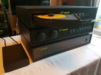 Naim Audio hifi nac102/nap180/CDX