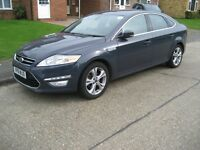 PCO Car Hire / Rent Ford Mondeo Immaculate 2012 (Uber Ready)