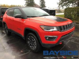 2019 Jeep Compass Trailhawk | BLUETOOTH | 4X4