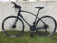 Giant SLR1 Flat Bar Road Bike