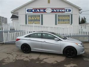 2012 Hyundai Sonata LIMITED!! PANORAMIC SUNROOF!! HEATED LEATHER