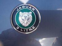 Car parts from jaguar 3 litre 51 plate