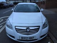 PCO HIRE RENT VAUXHALL insignia 2011 diesel 100 pw