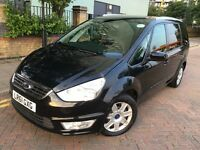 Ford Galaxy Zetec 2011 (61reg) Diesel, Automatic, 2 owner, MOT & PCO is ready, Full Service history.