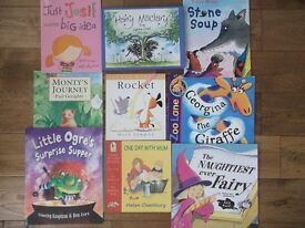Selection of 20 childrens books