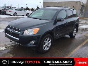 Certified 2012 Toyota RAV4 Limited - NAV! BLUETOOTH! FULL LOAD!