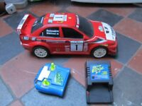REMOTE CONTROLLED RALLY CAR