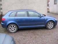 Audi A3 1.9tdi se. CAR IS NOW SOLD
