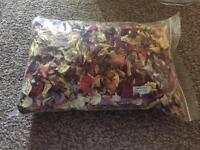 Dried Petal Confetti - wedding
