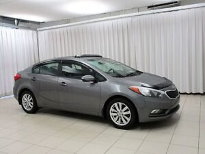 2015 Kia Forte BE SURE TO GRAB THE BEST DEAL!! SEDAN w/ HEATED S