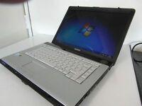 Toshiba Equium A200-15L - 160GB Hard Drive, 2GB RAM, Windows 7
