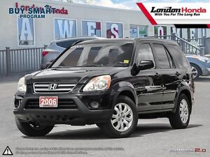 2006 Honda CR-V EX-L *MINT CONDITION* One owner, Test Drive i...