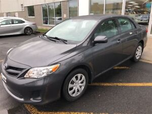 2013 Toyota Corolla CE GROUPE D TOIT OUVRANT BLUETOOTH