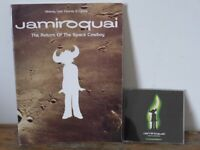 JAMIROQUAI: Sheet Music and CD. £15 for the two.