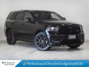 2017 Dodge Durango R/T * Blacktop * Dual BluRay * Sunroof * Nav