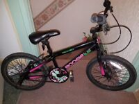 Girls apollo bike bmx style