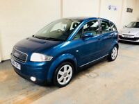 Audi a2 1.4 se in immaculate condition full service history long mot till November