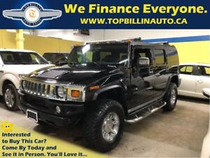 2007 Hummer H2 with 3rd row