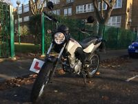 Derbi Cross City 125 (2015) - Low miles - Great first bike.