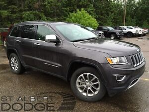 2016 Jeep Grand Cherokee LIMITED | 4X4 | HEAT LEATHER | BACK CAM