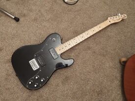 Fender Squier Custom II Telecaster Immaculate