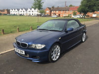 BMW 3 Series 2.0 318Ci M Sport 2005