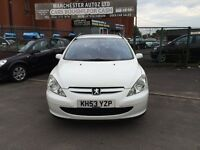 Peugeot 307 SW 2.0 HDi S 5dr (a/c) VERY GOOD RUNNER,