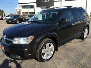 2010 Dodge Journey R/T 3.5L V6 AWD | LEATHER | BLUETOOTH | Kitchener / Waterloo Kitchener Area image 10