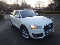 Audi Q3 TDi Quattro SE Semi-Automatic Diesel 0% FINANCE AVAILABLE