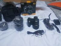 Brand New 33MP DSLR Digital Camera with HD Camcorder