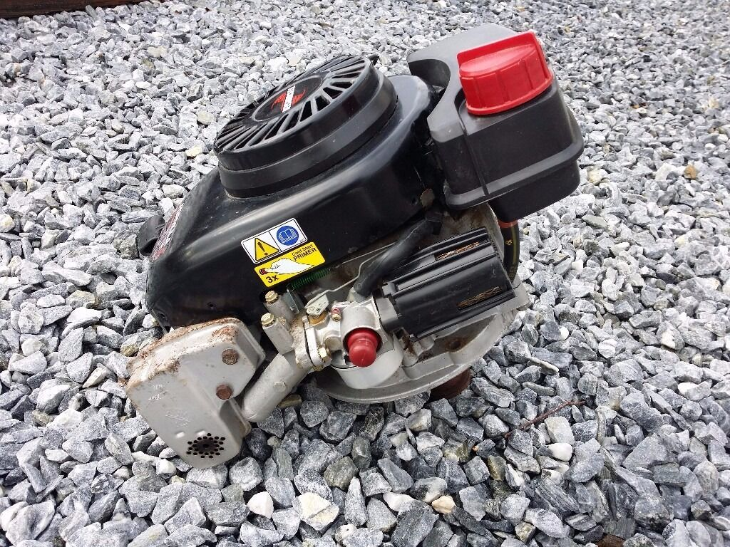 Tecumseh lawn mower engines qty 2 one a formula 3 5 other for Used lawn mower motors