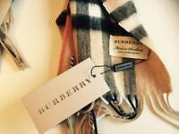 Burberry scarf ORANGINAL