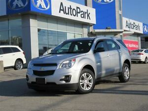 2013 Chevrolet Equinox FWD/ALLOY WHLS/CRUISE/ KEYLESS ENTRY