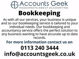 Bookkeeping services for Businesses