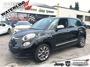 2015 Fiat 500L LOUNGE**LEATHER**LOADED