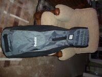 Set of St Andrews Tour model Golf Clubs with Bag and Travel Bag.