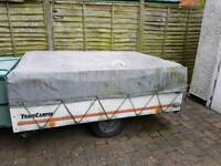 Transcamper trailer tent for spare or repair
