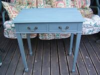 Side Table / Desk / Console / Dressing Table