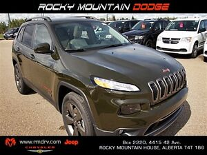 2017 Jeep Cherokee North 75 ANNIVERSARY EDITION / Back up Camera
