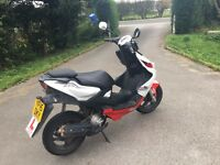 Yamaha Aerox R 2015 50cc Moped