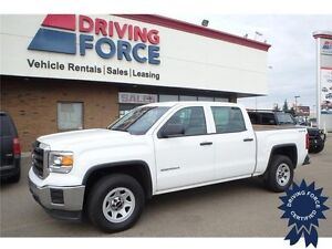 2015 GMC Sierra 1500 - Power Seats, Heated Mirrors, 45,305 KMs