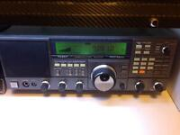 Yaesu FRG-8800 with VHF