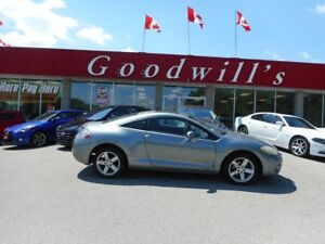 2007 Mitsubishi Eclipse GS! HEATED SEATS! AS TRADED
