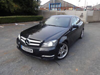 Mercedes-Benz C Class C250 Cdi Blueefficiency Amg Sport Auto Diesel 0% FINANCE AVAILABLE