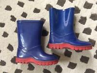 Toddler wellies size 6