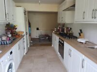 Double room for single occupancy in a lovely house