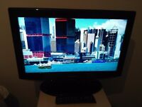 "Great condition 26"" SAMSUNG LCD TV hd ready, freeview"