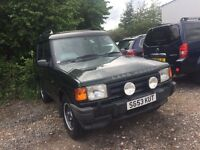 Land Rover Discovery V81, brakes need attention £700
