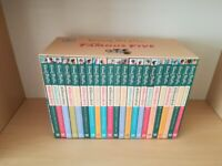 Famous Five Complete 22 Book Collection by Enid Blyton